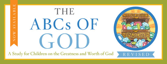 Now Available: The ABCs of God