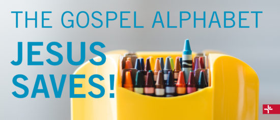 The Gospel Alphabet - Jesus Saves!