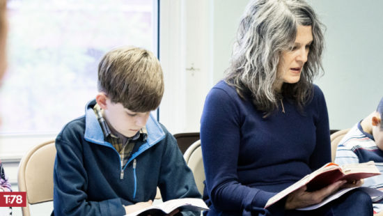 Getting Your Class Excited about Reading the Bible