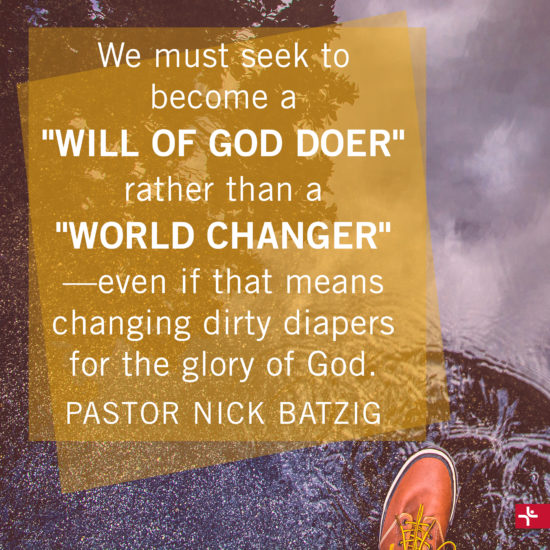 Will of God Doer