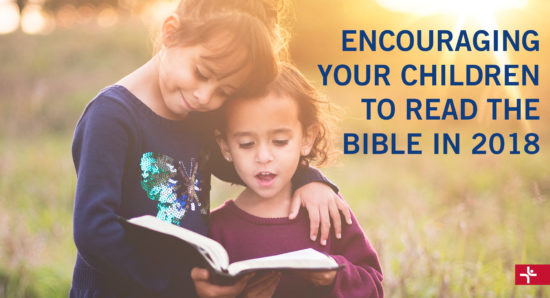 Children Desiring God Blog // Encouraging Your Children to Read the Bible