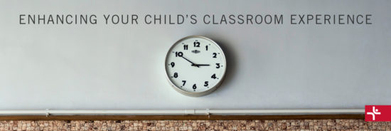 Enhancing Your Child's Classroom Experience