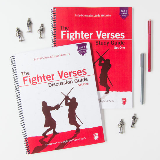 The Fighter Verses Study, Part D