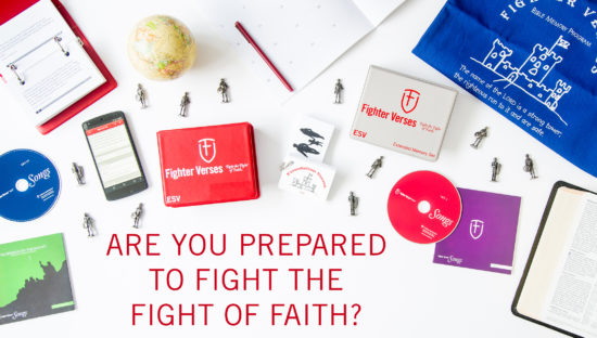 Fight the Fight of Faith