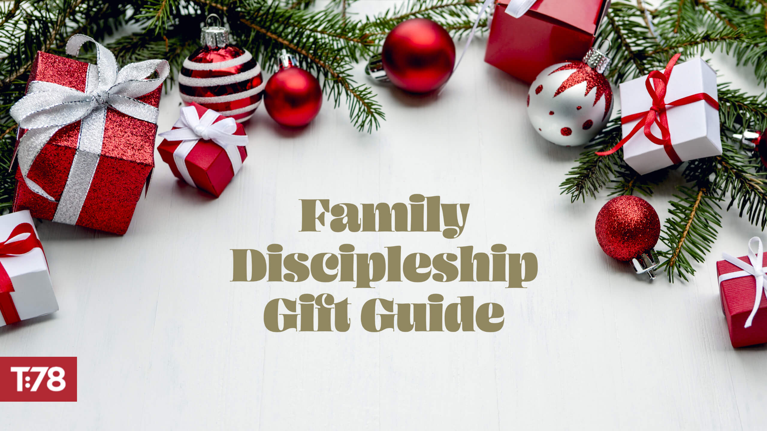 A Guide for Family Discipleship Gifts