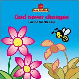 God Never Changes cover