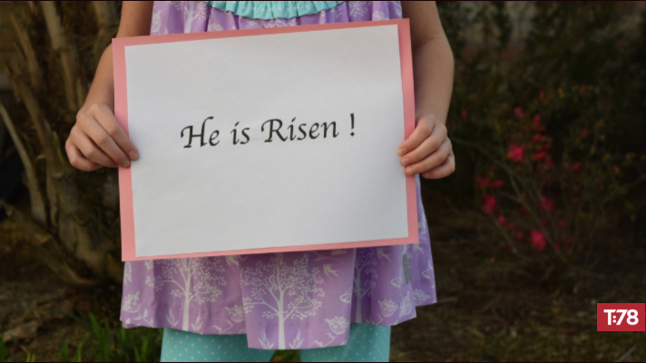 He Is Risen!—A Free Devotional for Families