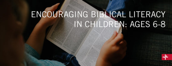 Encouraging Biblical Literacy in Children