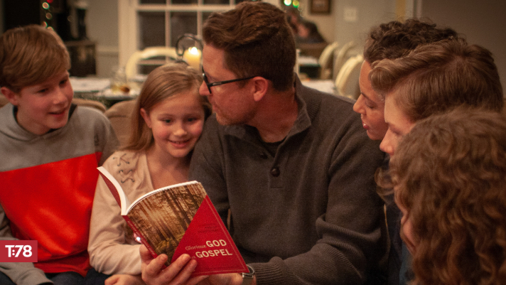 Prioritize Family Discipleship in the Year Ahead