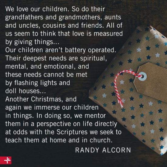 A Good Reminder This Christmas