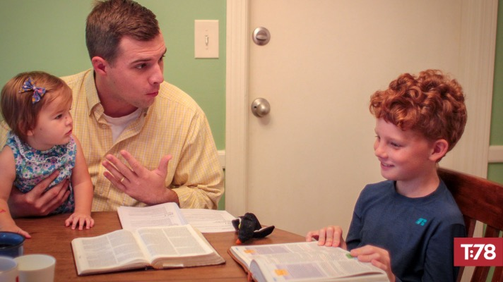 Family Devotions—Keep It Simple and Steady