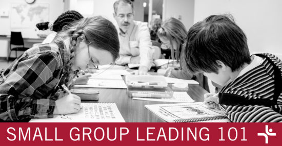Small Group Leading 101