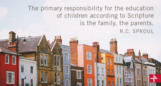 The Holy Responsibility of Parents