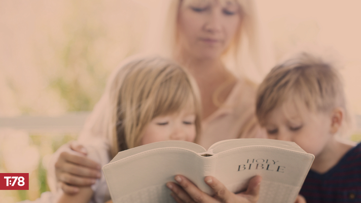 Tips for Getting Children to Read the Bible