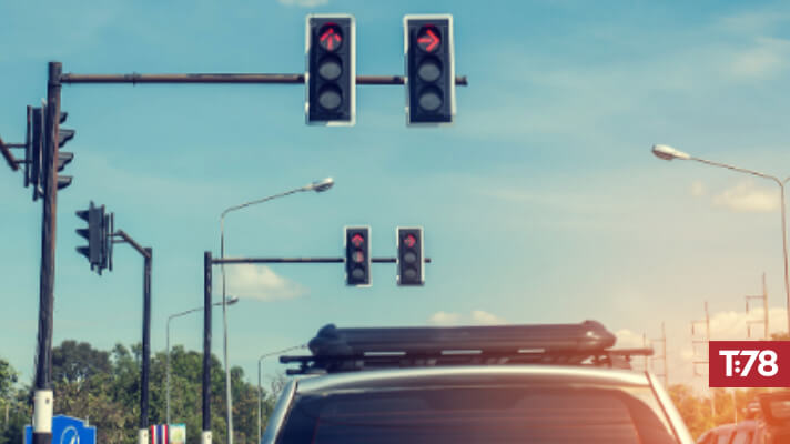 Teaching God's Word… at Slow Traffic Lights
