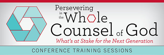 Persevering in the Whole Counsel of God