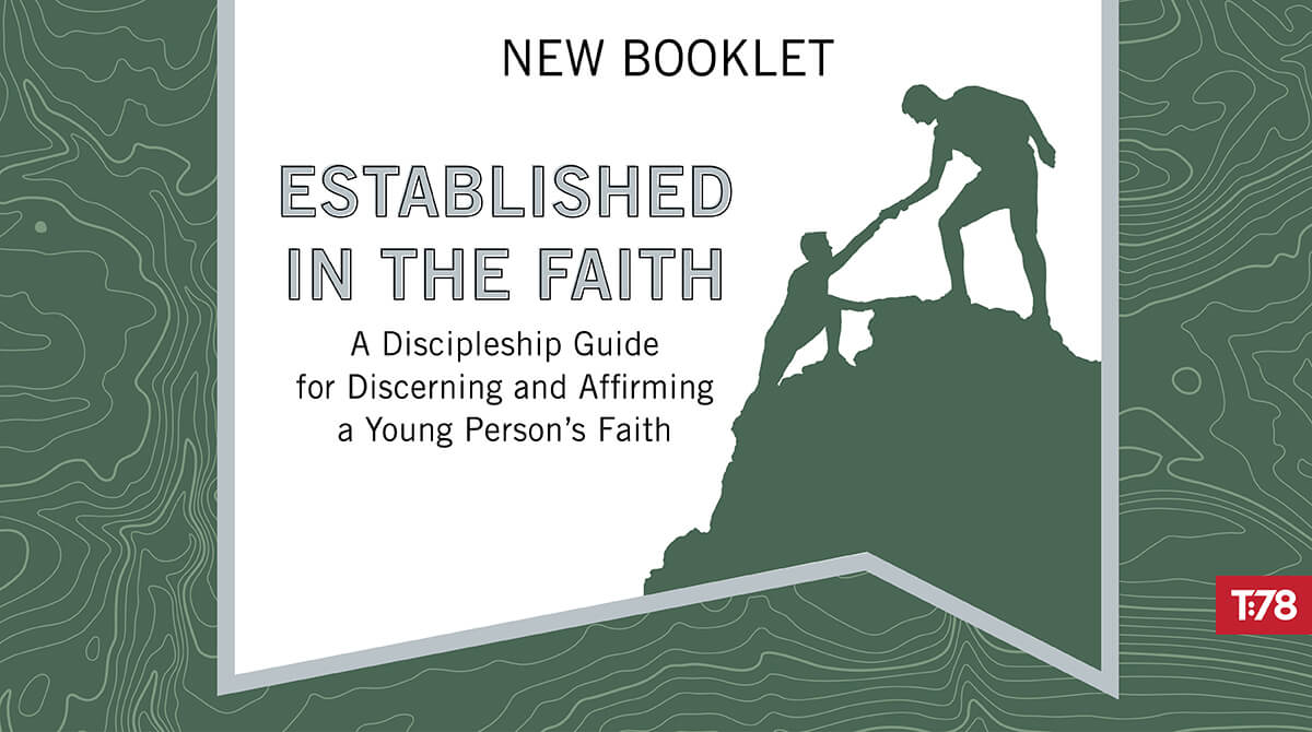 New Resource:  Established In the Faith