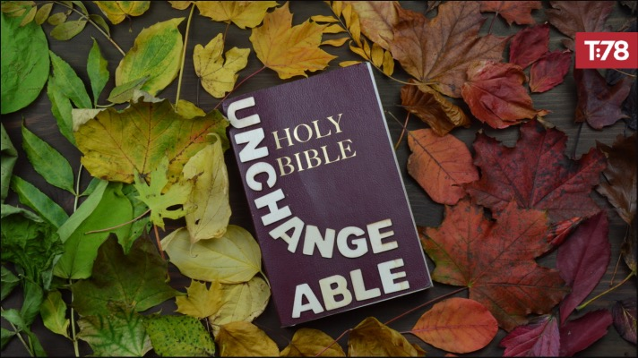Unchanging Truth for Changing Times