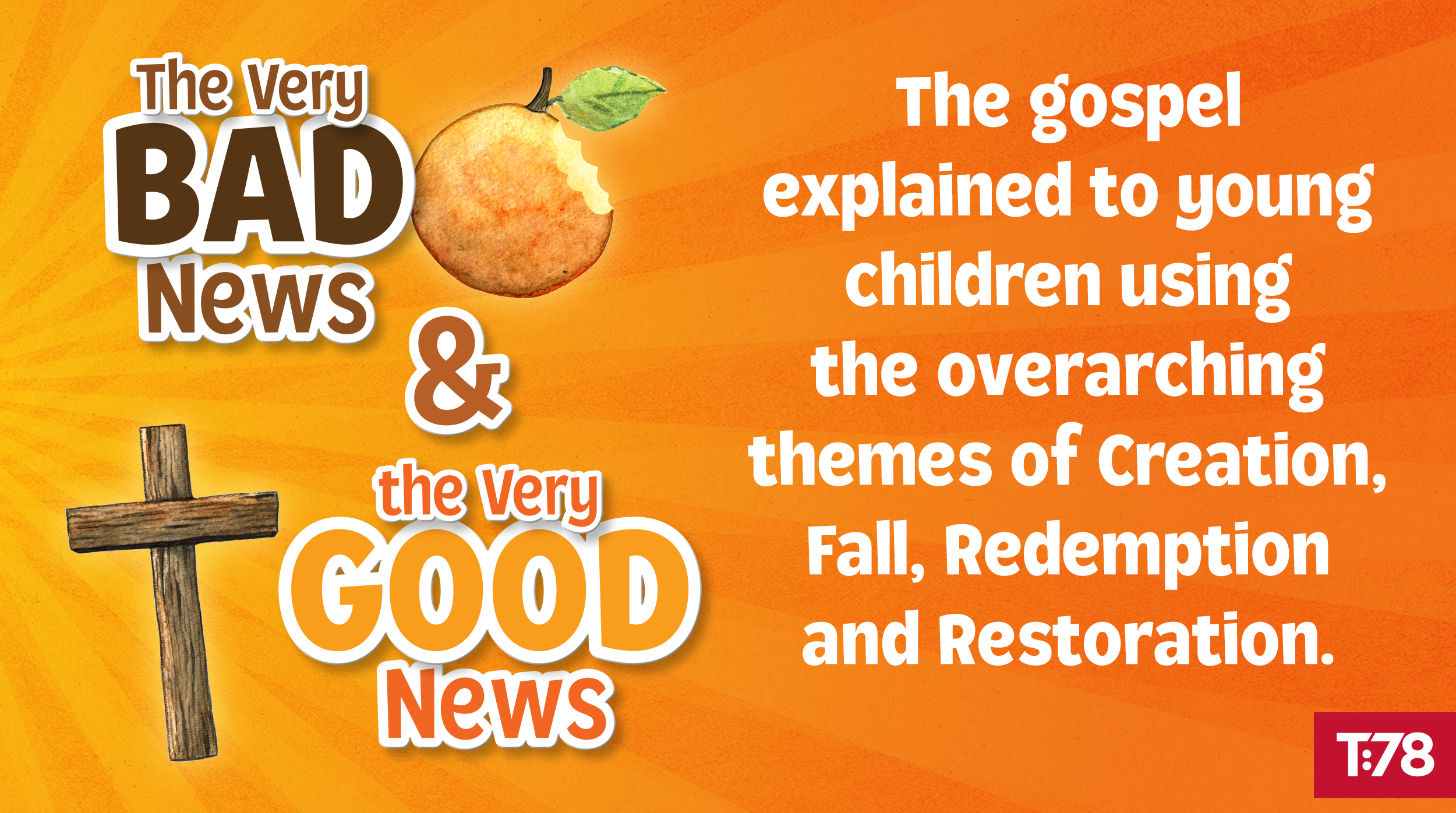 The Gospel Story for Young Children