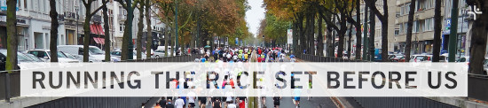 Children Desiring God Blog // Running the Race Set Before Us