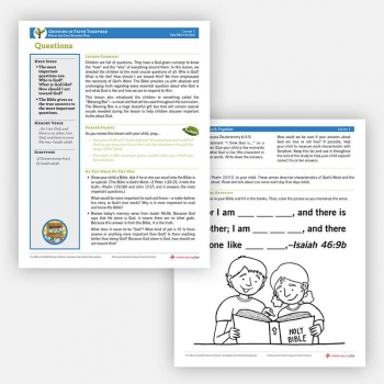 GIFT Parent Resource Pages