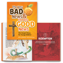 The Very Bad News & the Very Good News